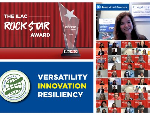 "AWARD: ""ROCK STAR"" VERSATILITY. INNOVATION. RESILIENCE"