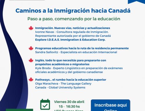 VIDEO Caminos a la inmigración hacia Canadá.