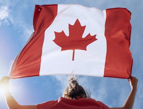 Canada #1. Posicionado como el mejor país del mundo.