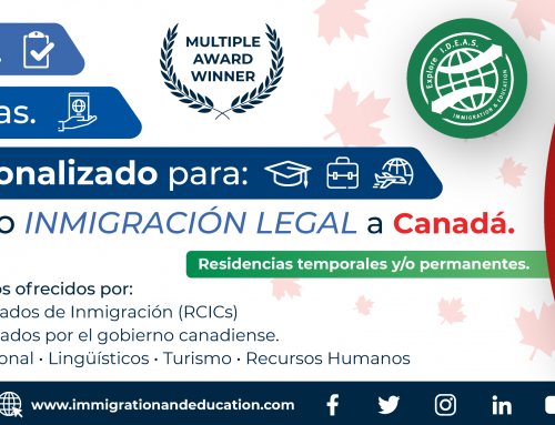 Plan de Acción para Estudios, Trabajo e Inmigración a Canadá