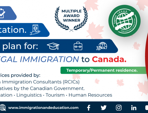 Action plan for Studies Work and Legal Immigration to Canada