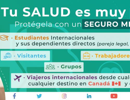 SEGURO MEDICO Internacional. Protege Tu SALUD