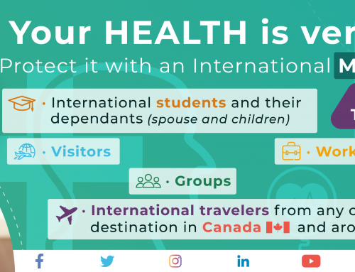 International MEDICAL INSURANCE. Protect your HEALTH